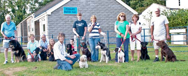 gowe rdog training club